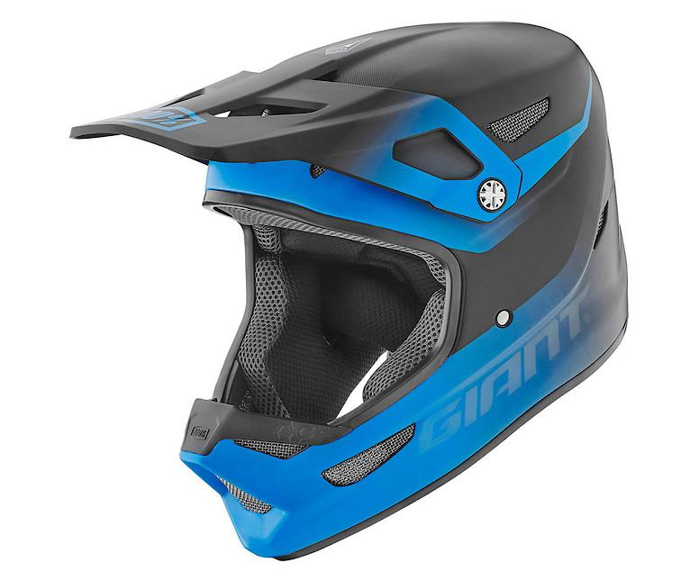 Giant 100% Status Helmet - matte cyan