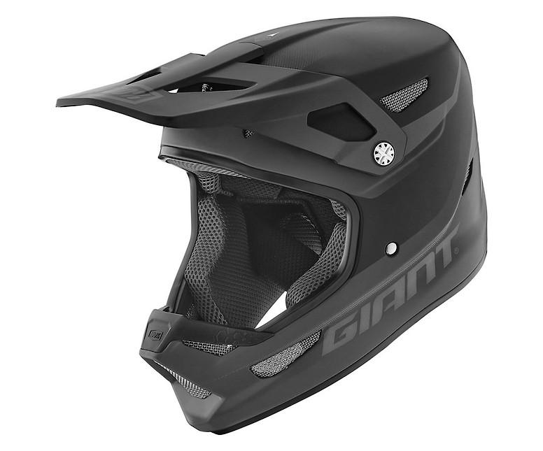 Giant 100% Status Helmet - matte black