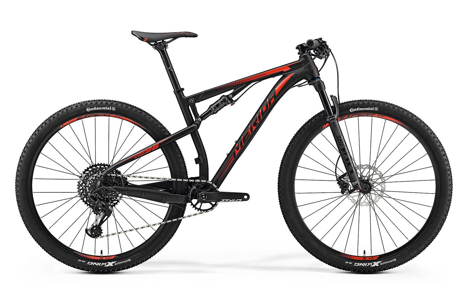 2019 Merida Ninety-Six 800 Bike