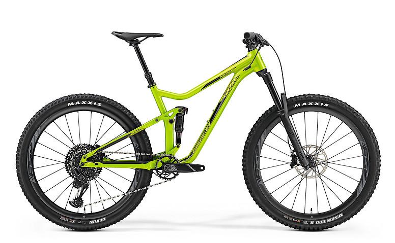 019 Merida One-Forty 900 Bike