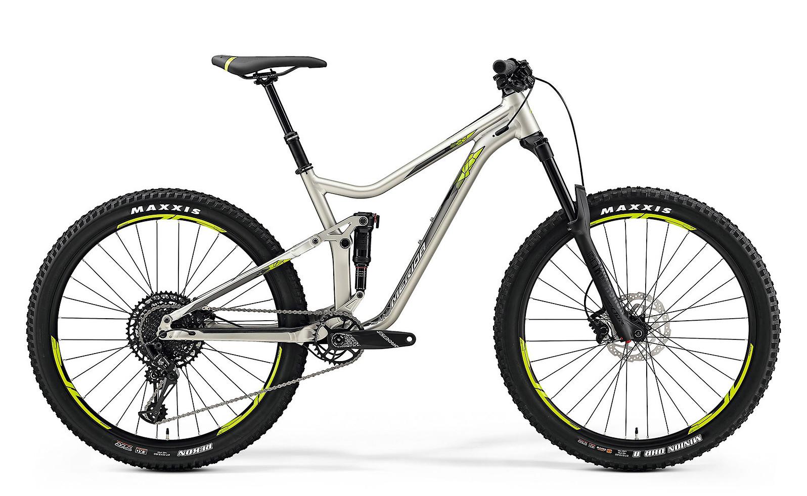2019 Merida One-Forty 600 Bike