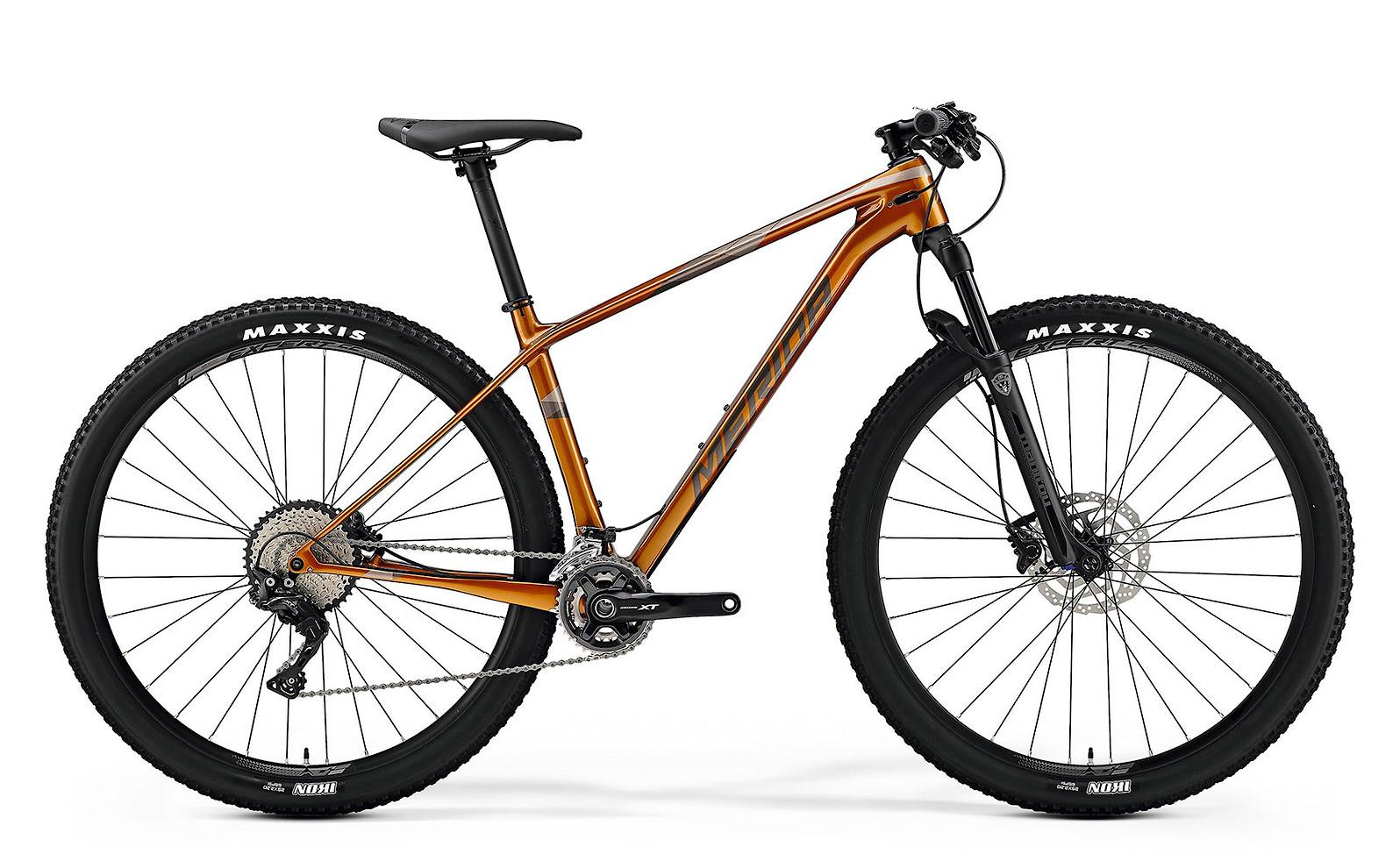 2019 Merida Big.Nine 5000 Bike