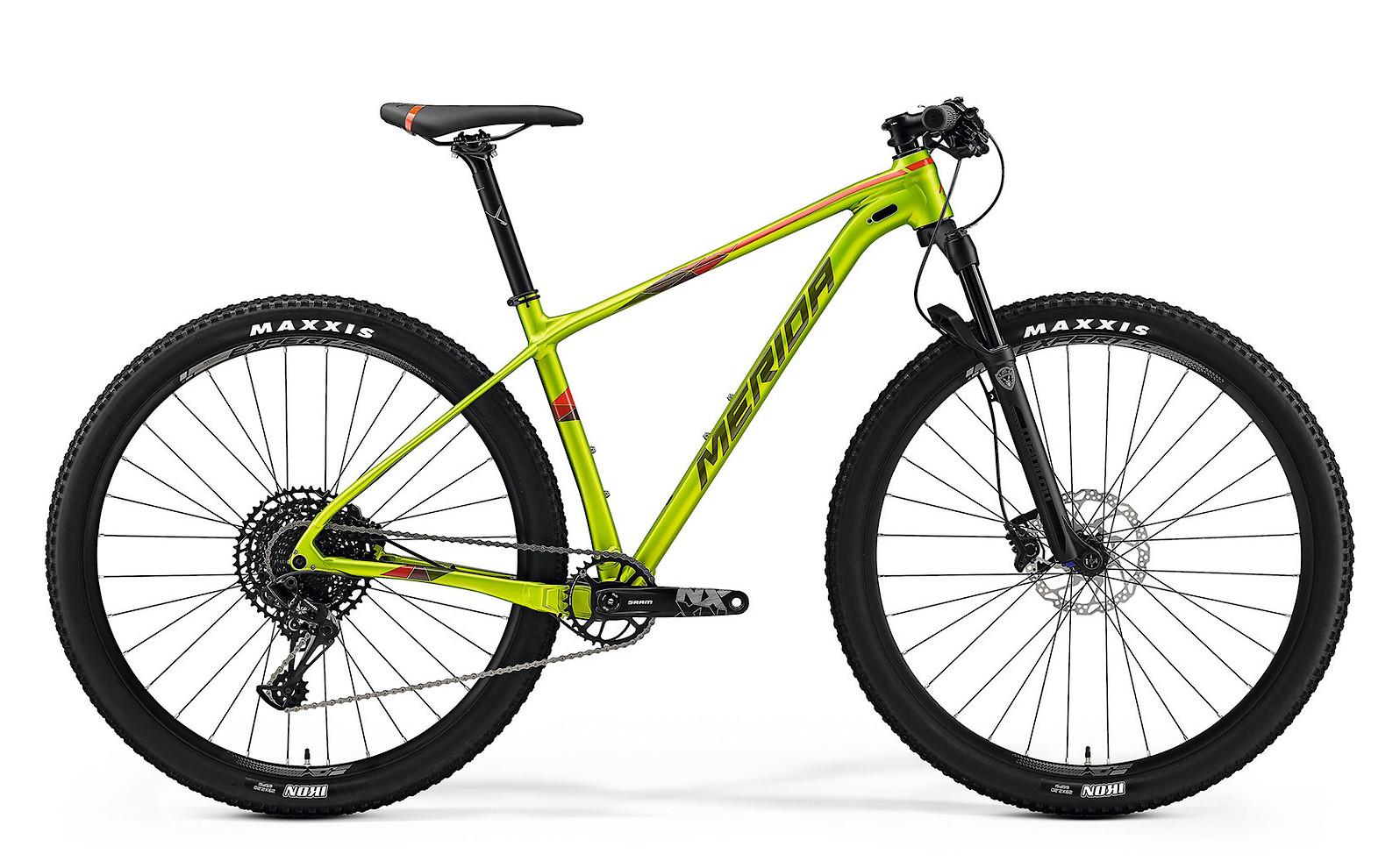 2019 Merida Big.Nine NX Edition Bike