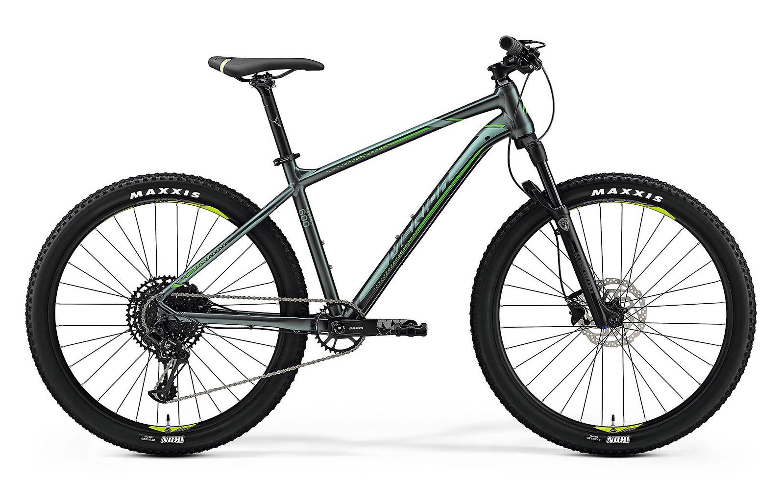 2019 Merida Big.Seven 600 Bike