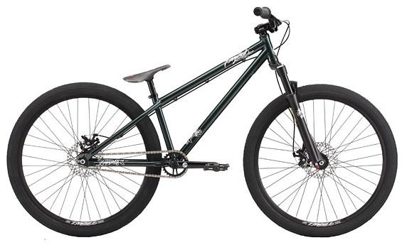 2011 Commencal Absolut CrMo 2 Bike CroMo-2