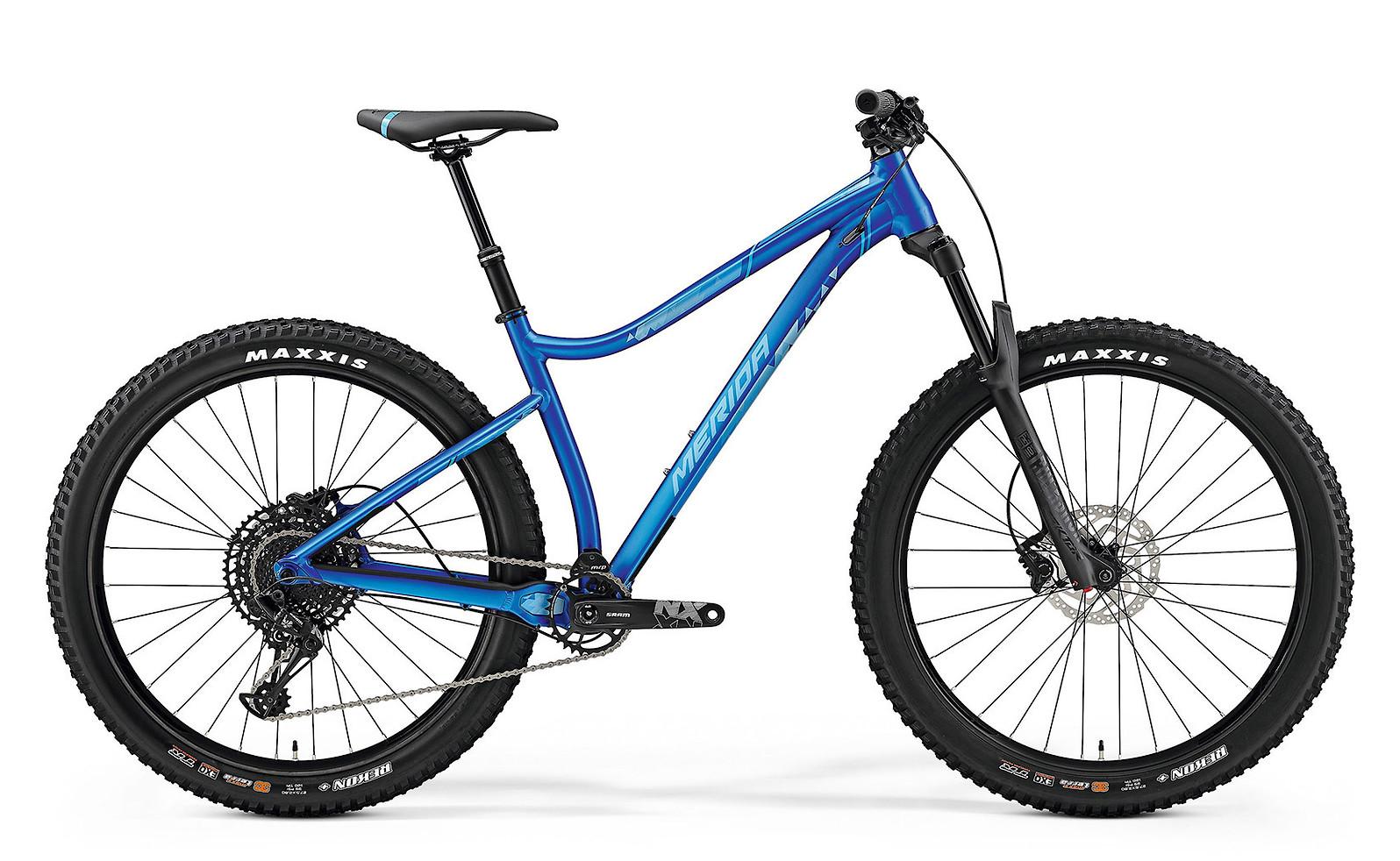 2019 Merida Big.Trail 600 Bike