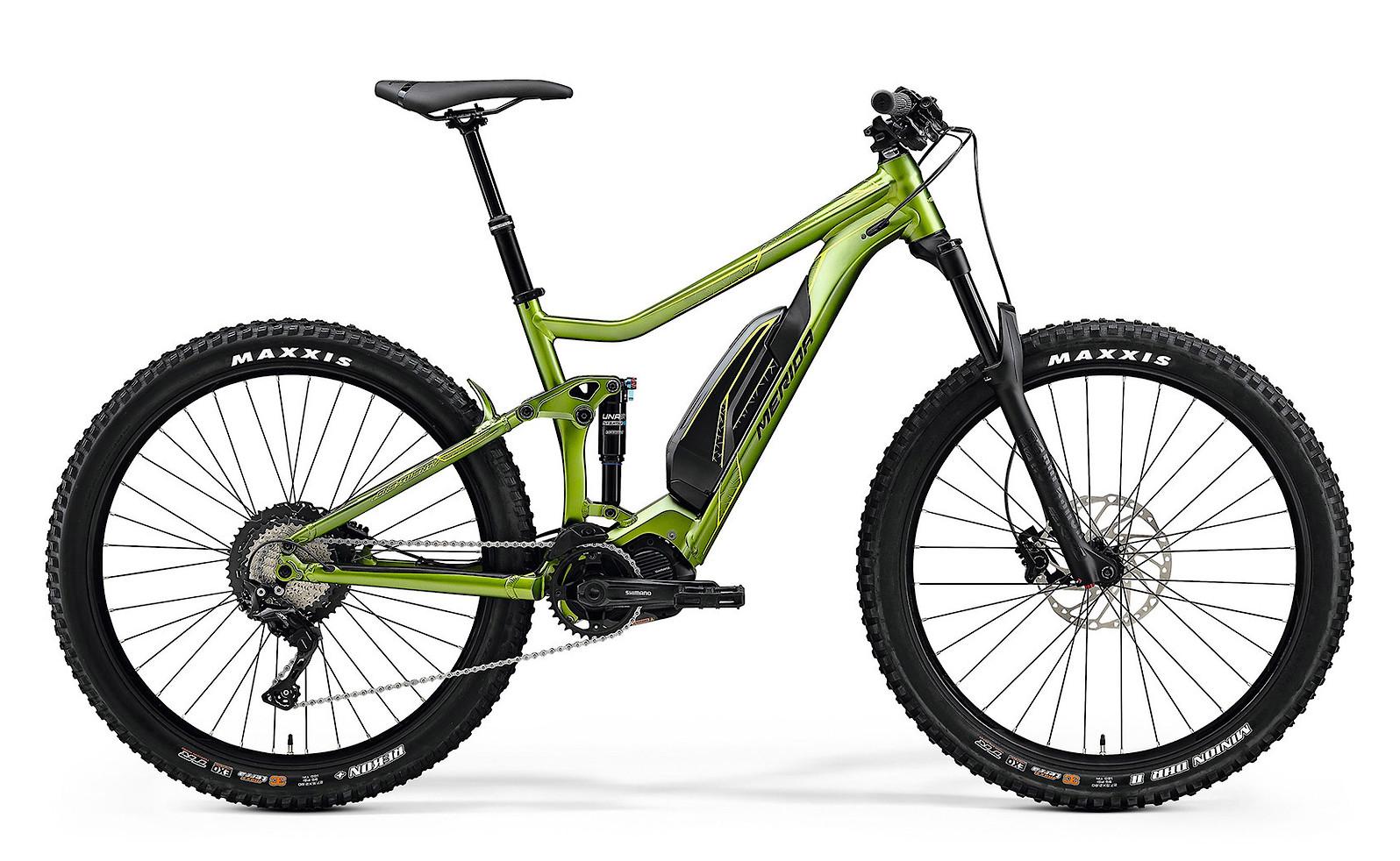 2019 Merida eOne-Twenty 600 E-Bike