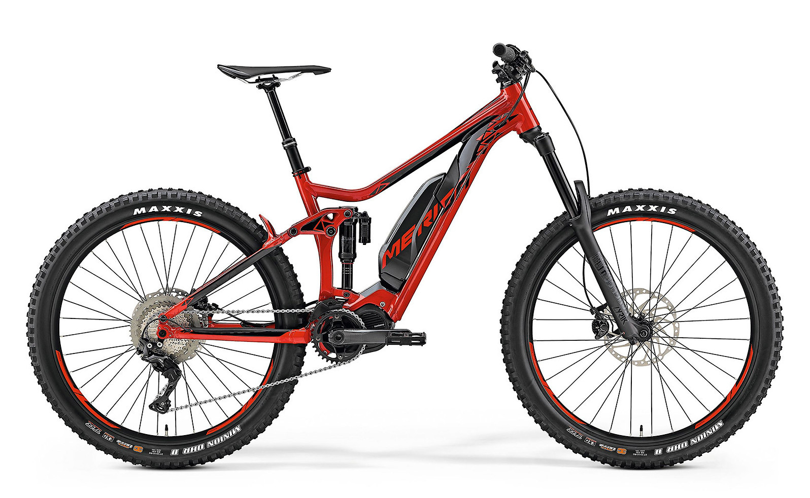 2019 Merida eOne-Sixty 900 E-Bike