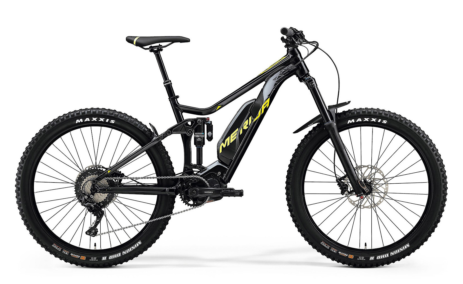 2019 Merida eOne-Sixty 600 E-Bike