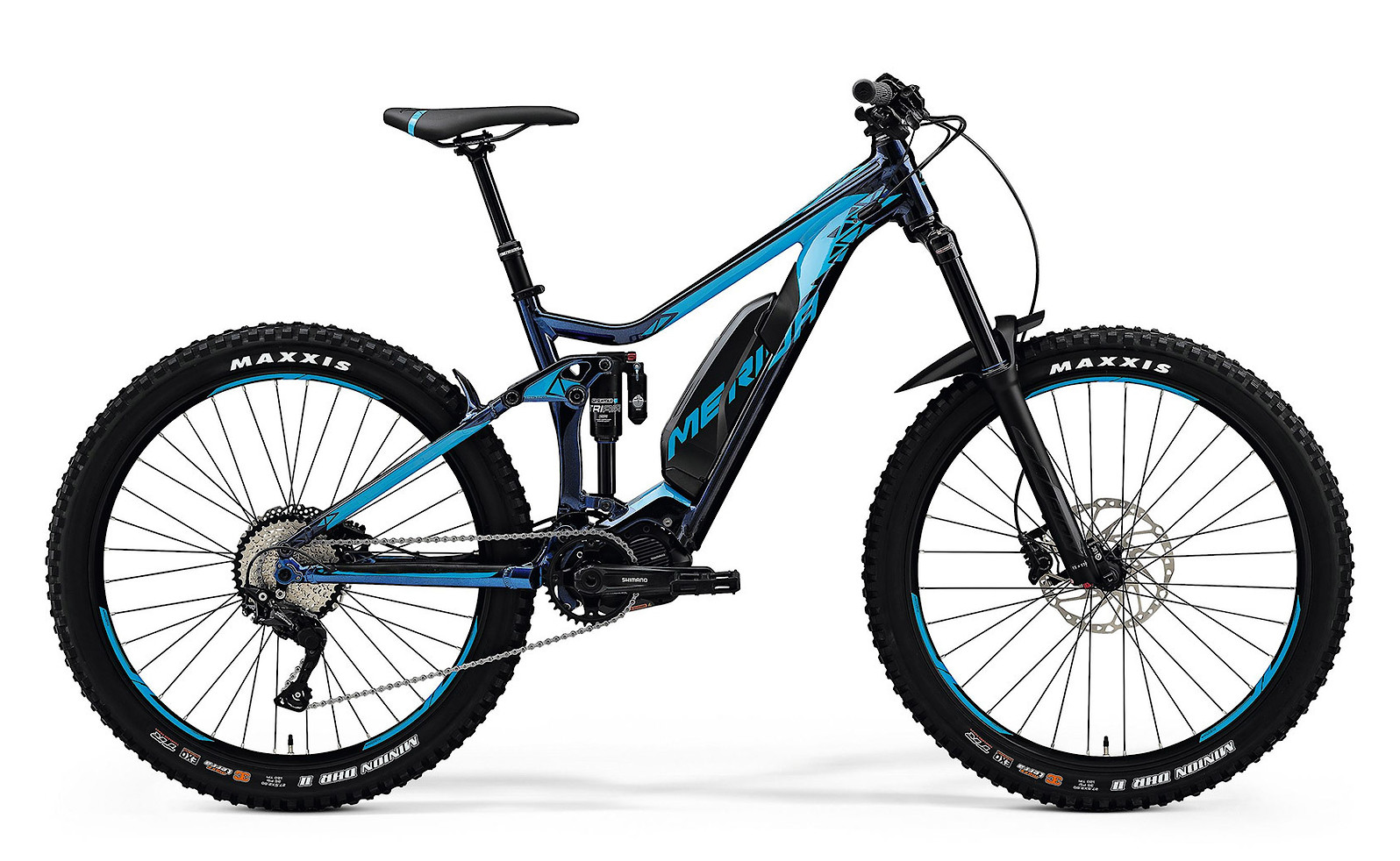 2019 Merida eOne-Sixty 500 E-Bike