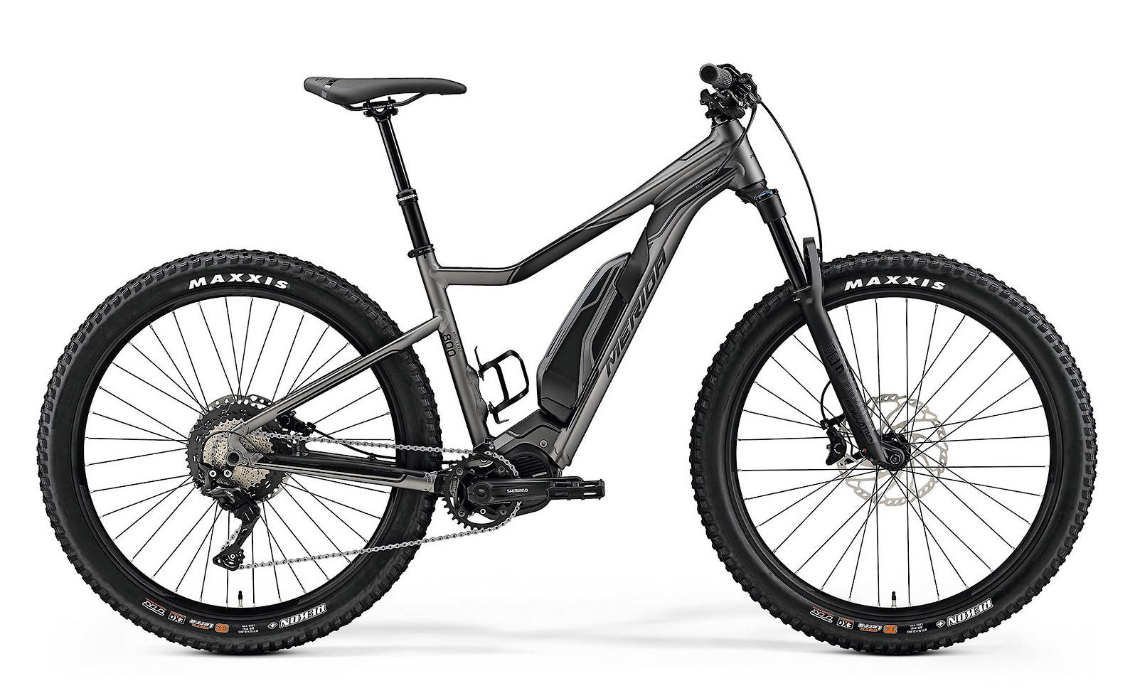 2019 Merida eBig.Trail 800 E-Bike