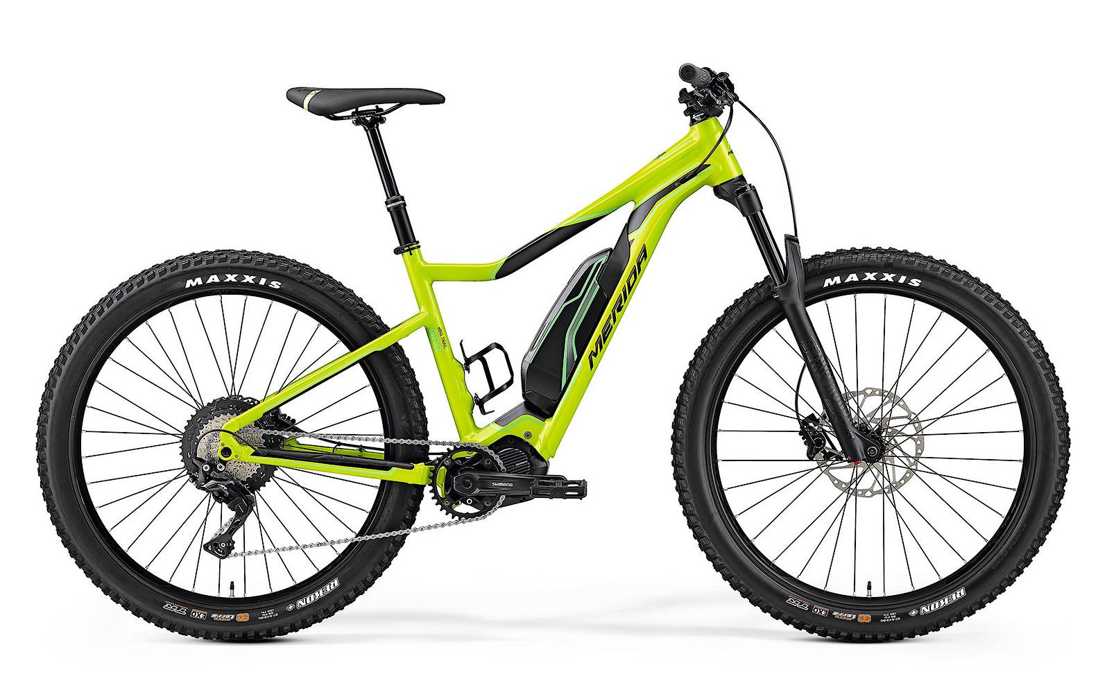 2019 Merida eBig.Trail 600 E-Bike