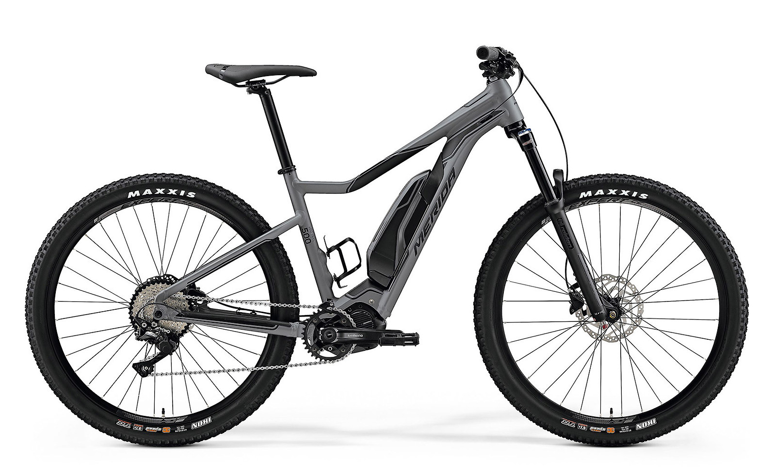 2019 Merida eBig.Trail 500 E-Bike