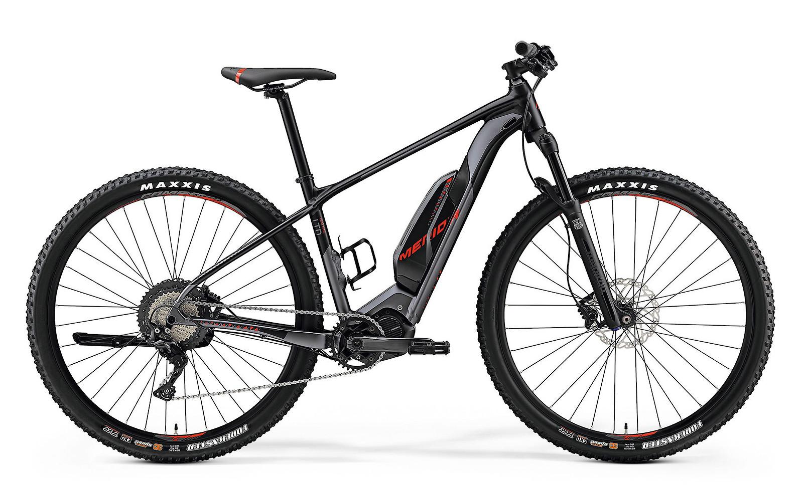 2019 Merida eBig.Nine Limited E-Bike