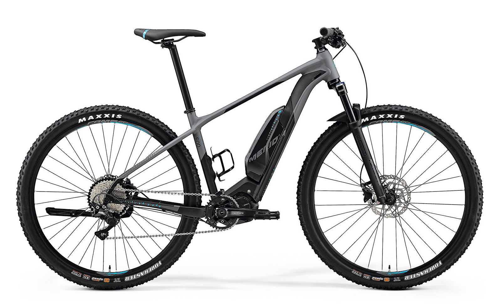 2019 Merida eBig.Nine 500 E-Bike