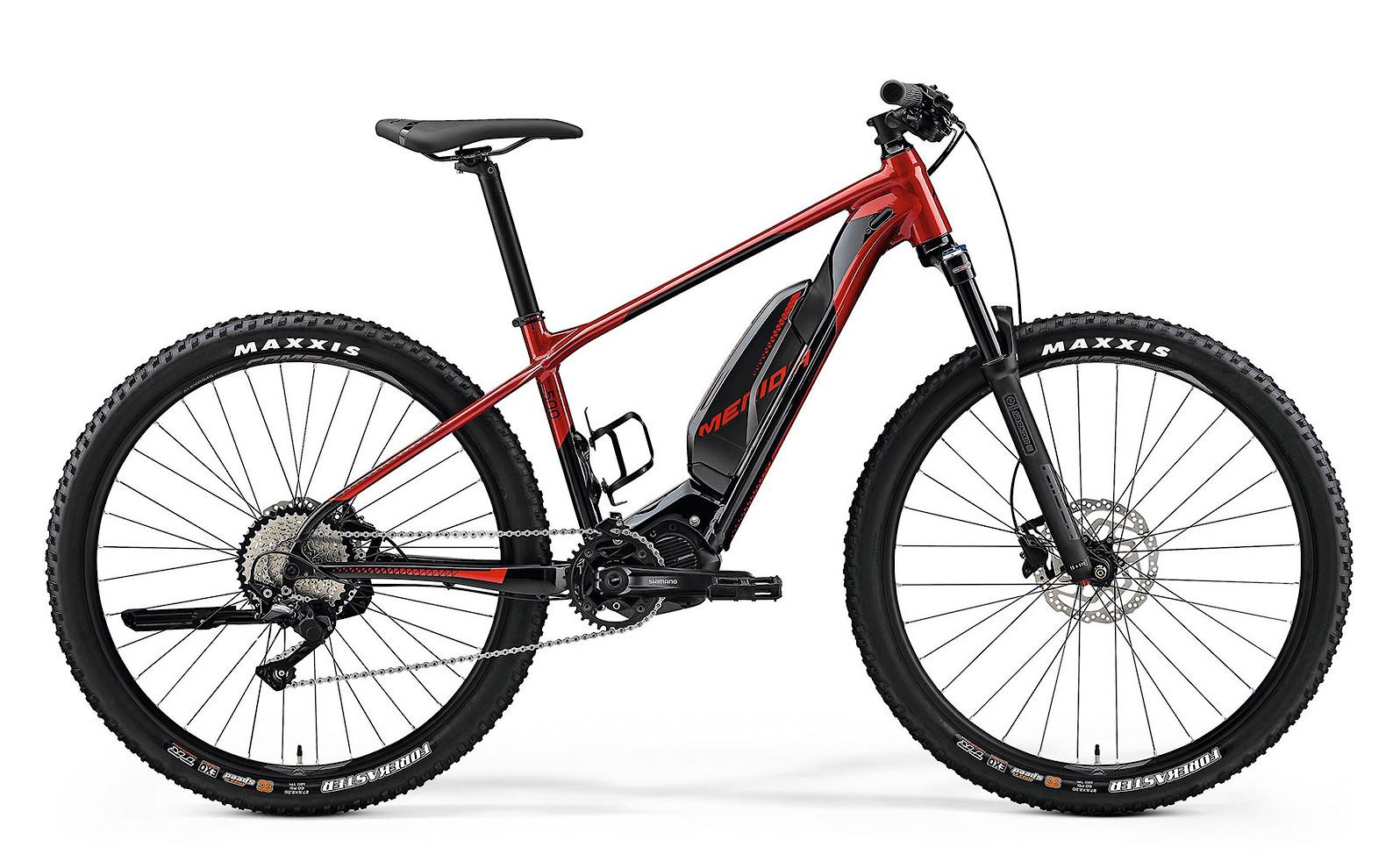 2019 Merida eBig.Seven 500 E-Bike