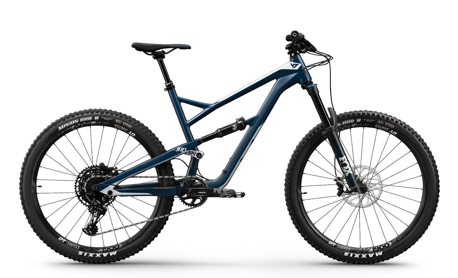 2019 YT Jeffsy 27 AL Base Bike