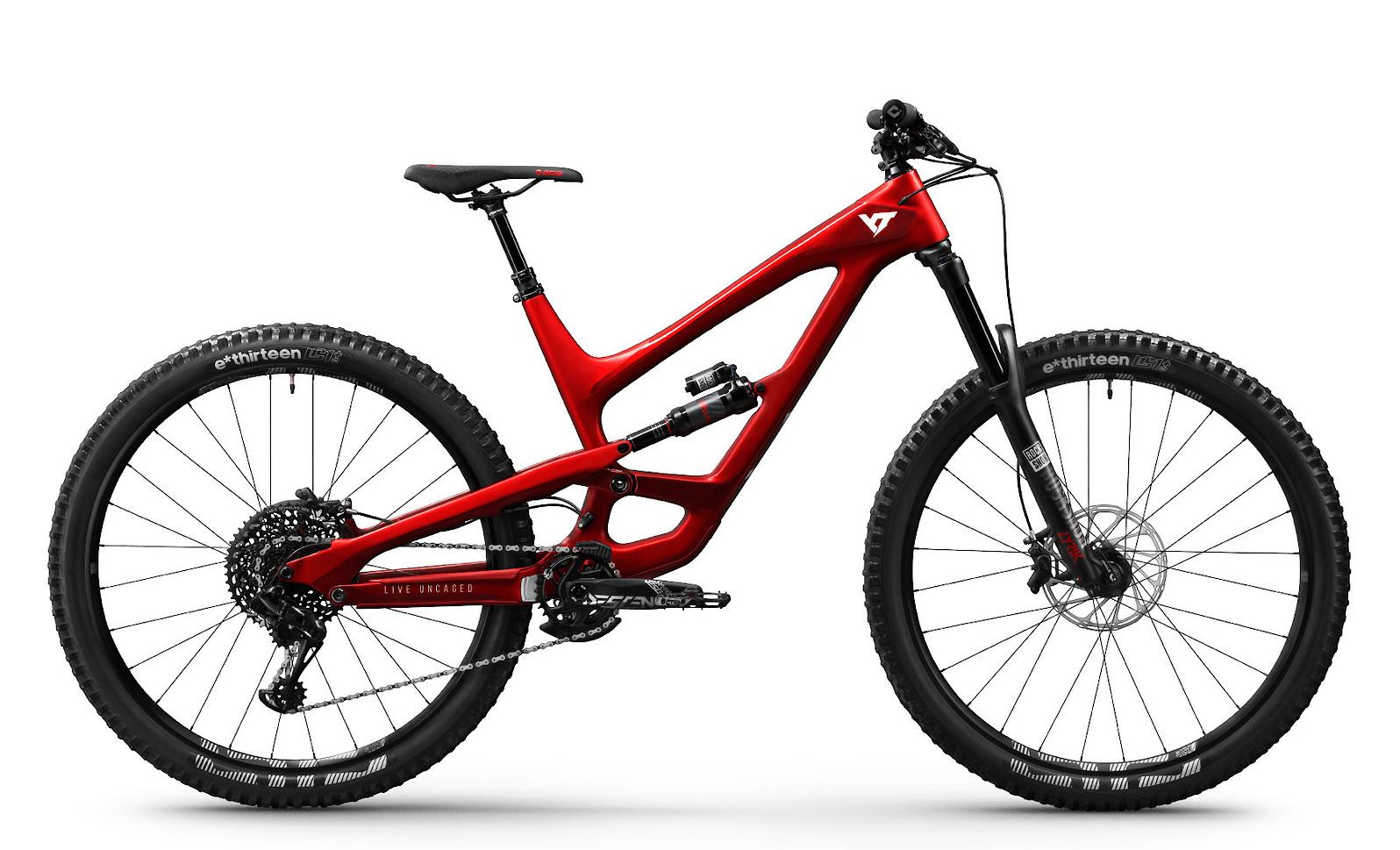 2019 YT Capra 29 CF Pro Bike