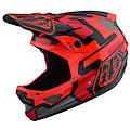 Troy Lee Designs D3 Fiberlite Full Face Helmet