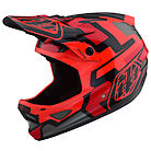 Troy Lee Designs D3 Fiberlite Full Face Helmet