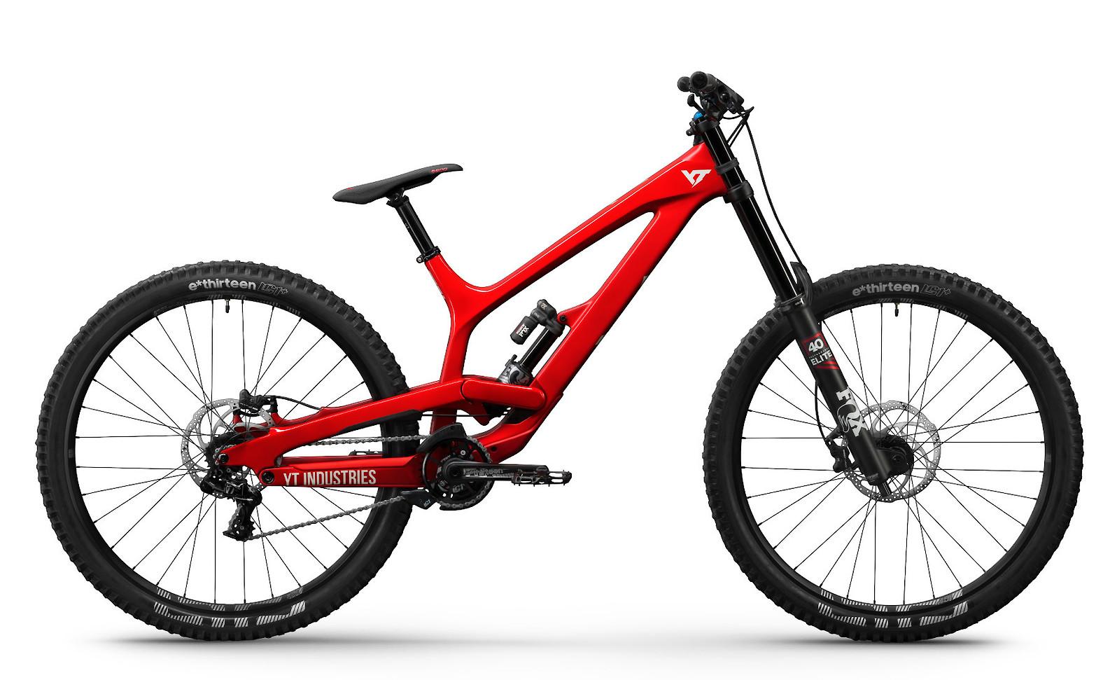 2019 YT Tues 29 CF Pro Bike