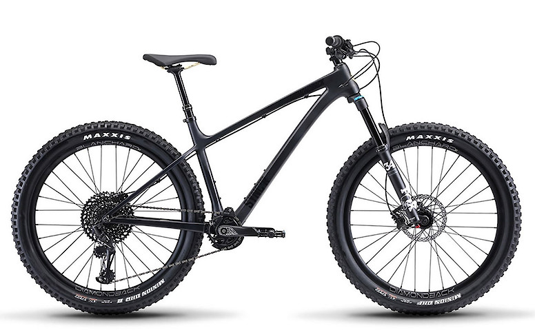 2019 Diamondback Sync'r Carbon Bike