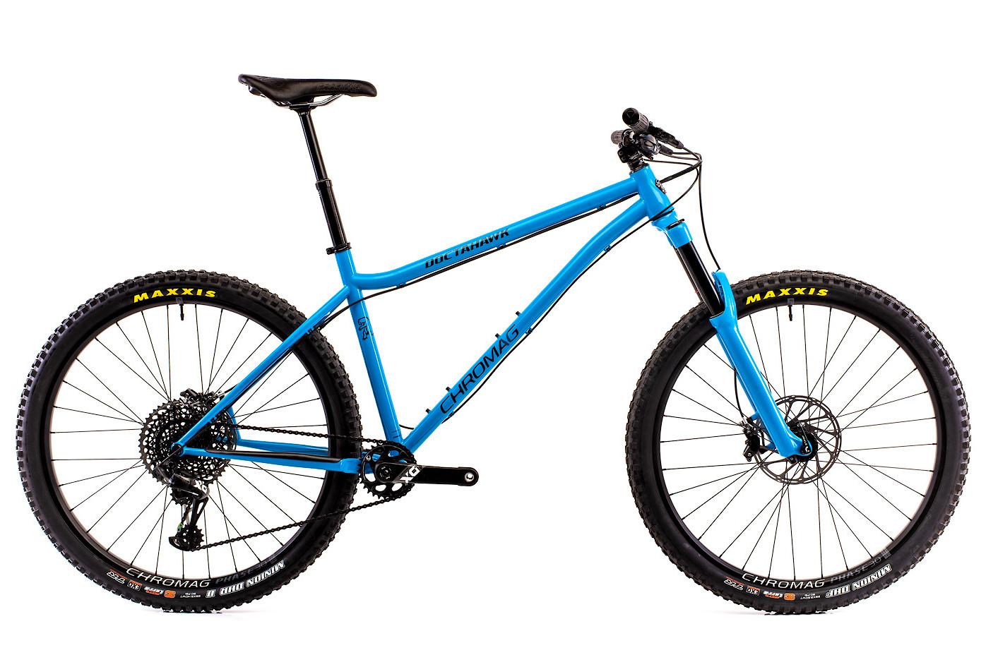 2019 Chromag Doctahawk GX Eagle Build Bike