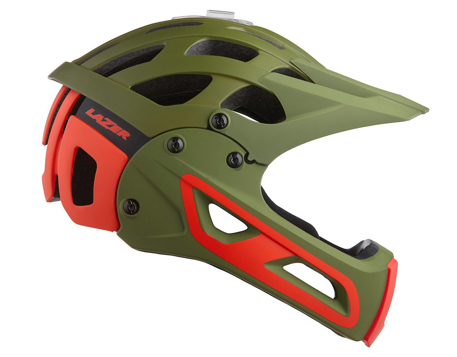 Lazer Helm Revolution FF Matte White