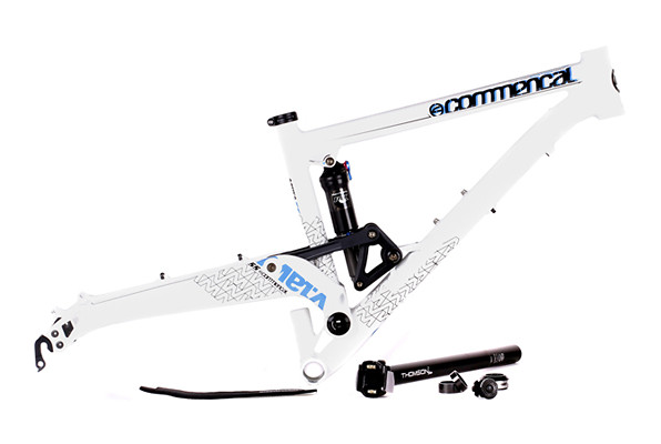 eeac1a63375 Commencal Meta 55 ALU Frame - Reviews, Comparisons, Specs - Mountain ...