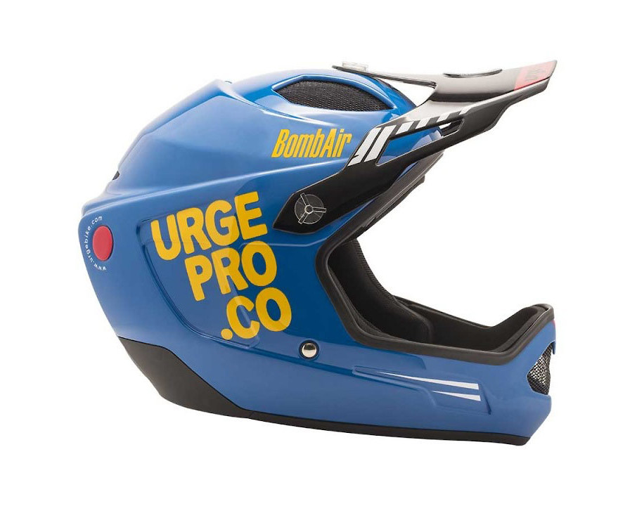 Urge BombAir Full Face Helmet