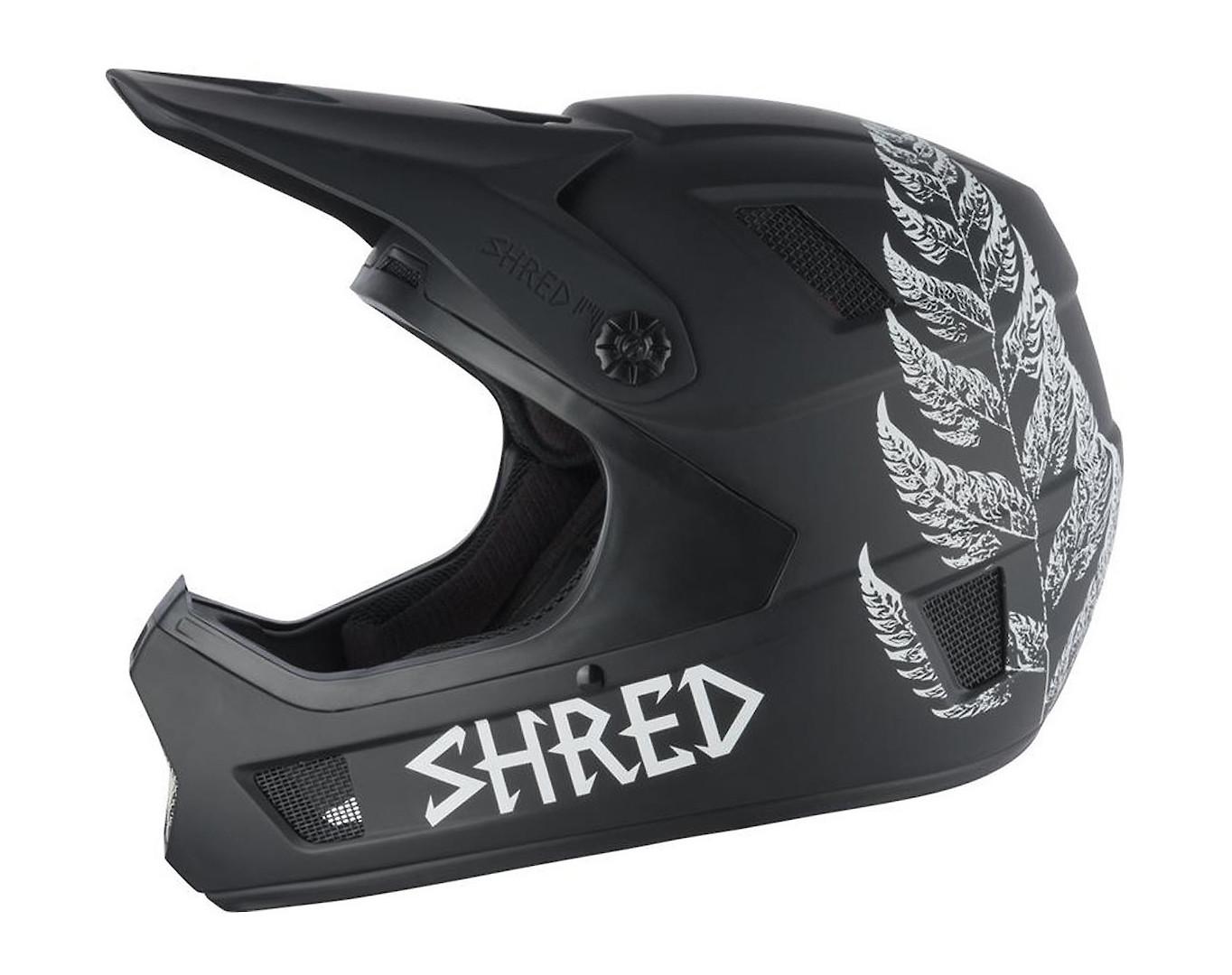 Shred Optics Brain Box Full Face Helmet - McGazza Forever