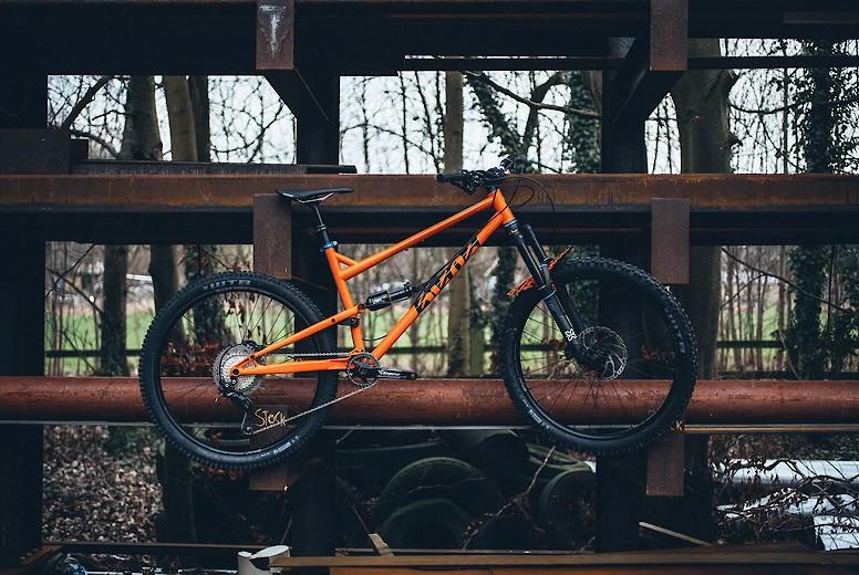 2019 Cotic Rocket Gloss Orange