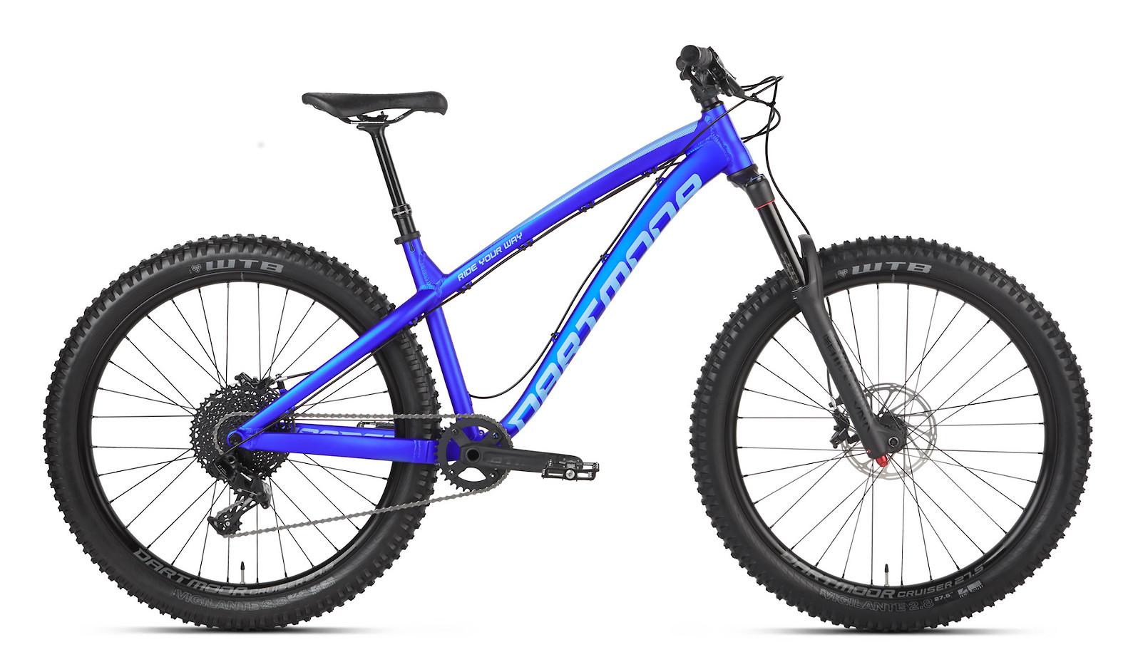 2019 Dartmoor Hornet Pro Bike