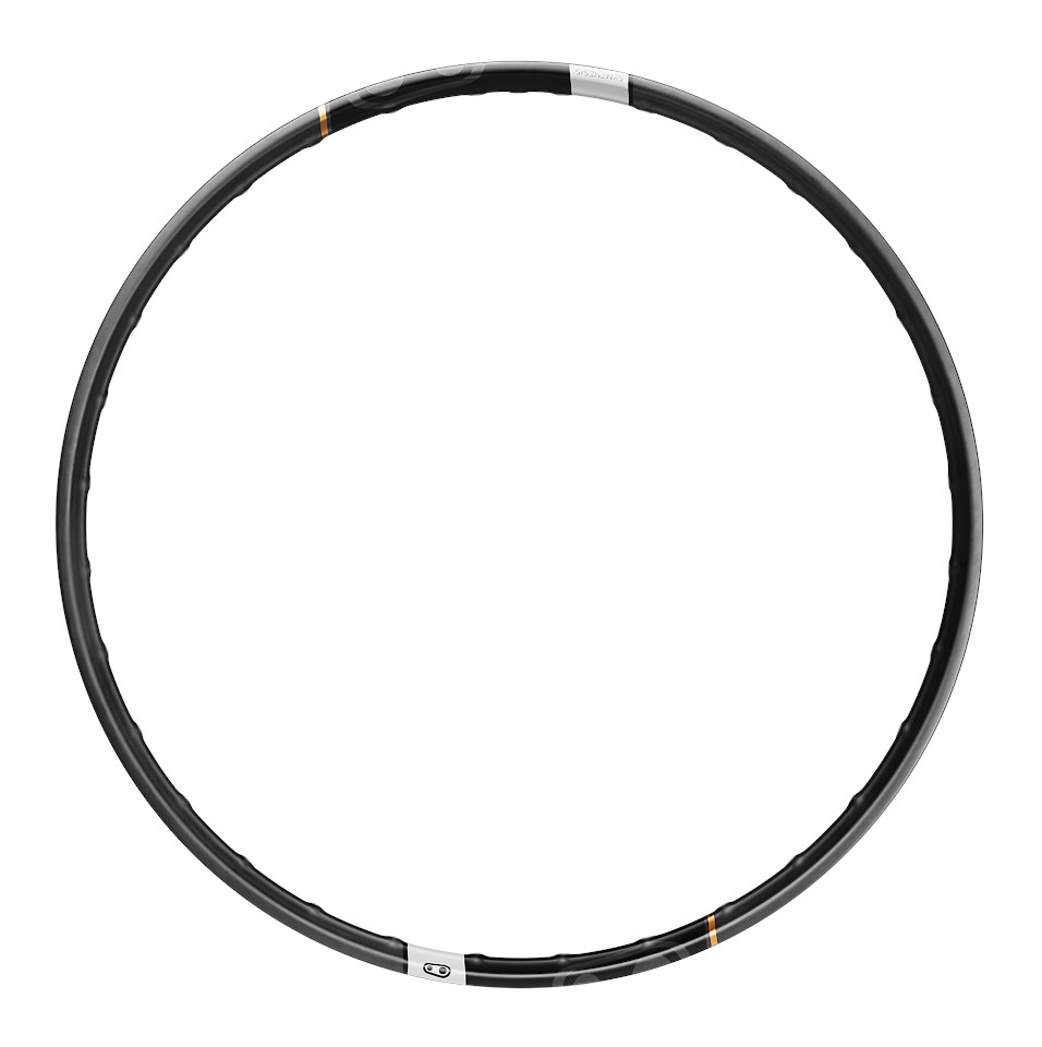 Crankbrothers Synthesis DH Carbon Rim - rear