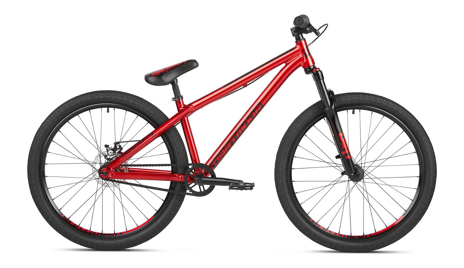 2019 Dartmoor Gamer Intro 26 Bike