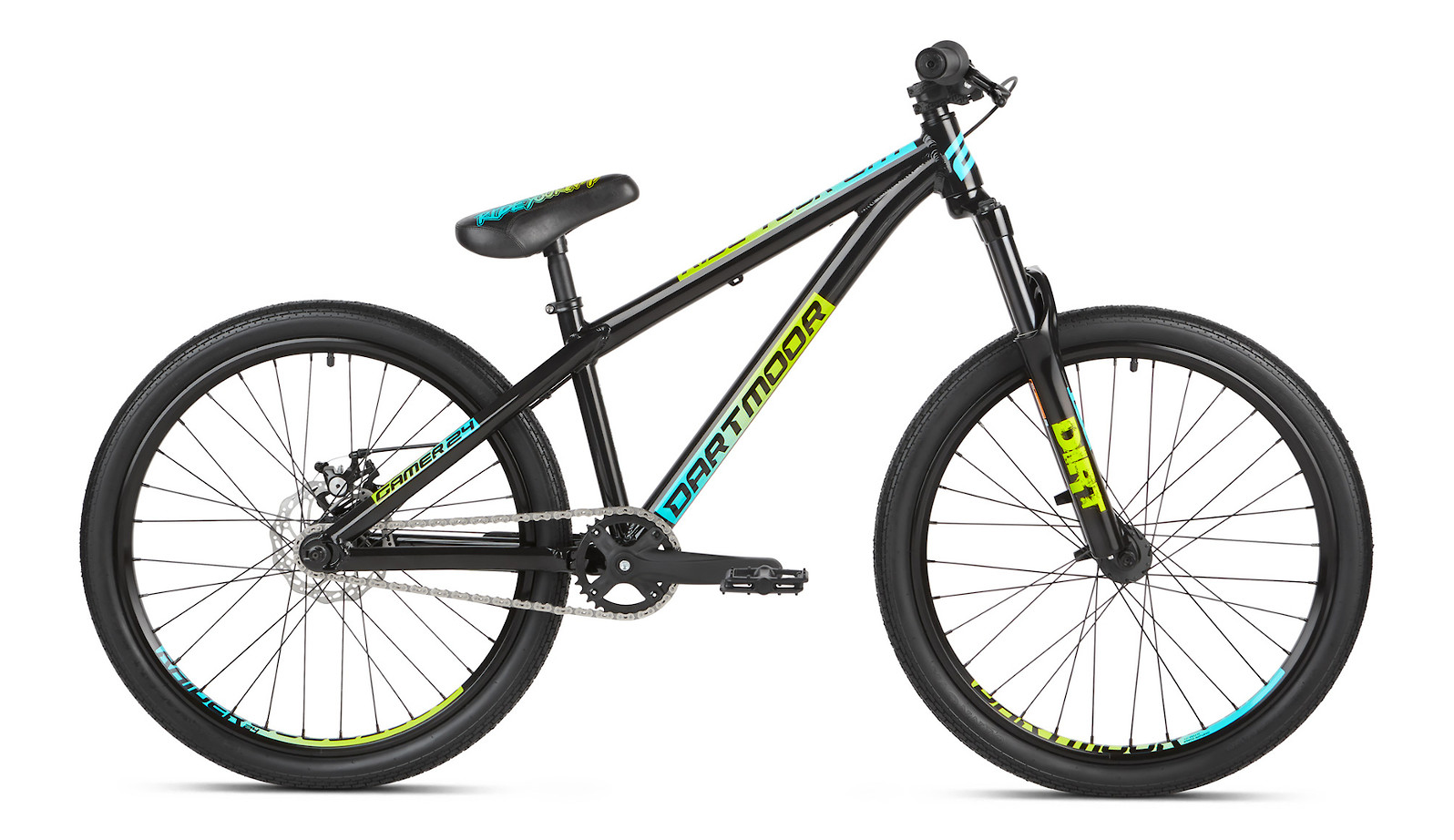 2019 Dartmoor Gamer Intro 24 Bike