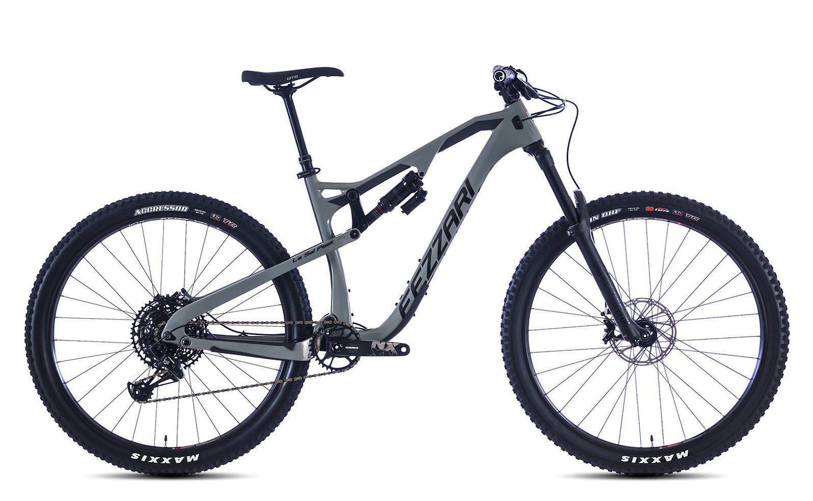 2019 Fezzari La Sal Peak Comp Bike