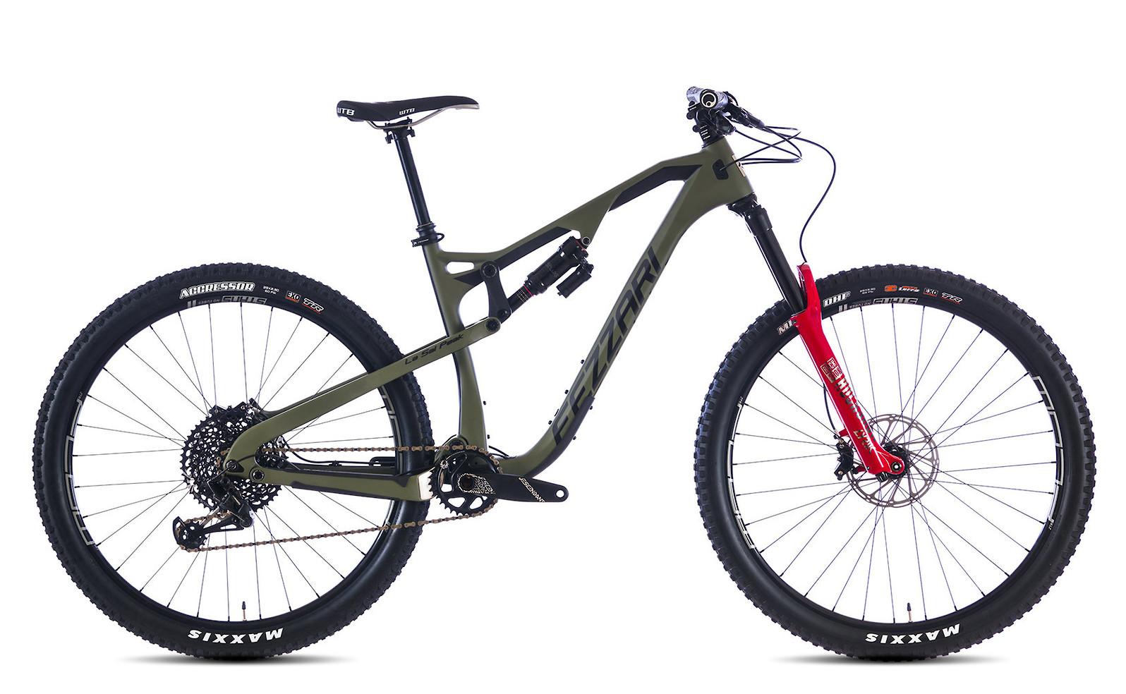 2019 Fezzari La Sal Peak Elite Bike