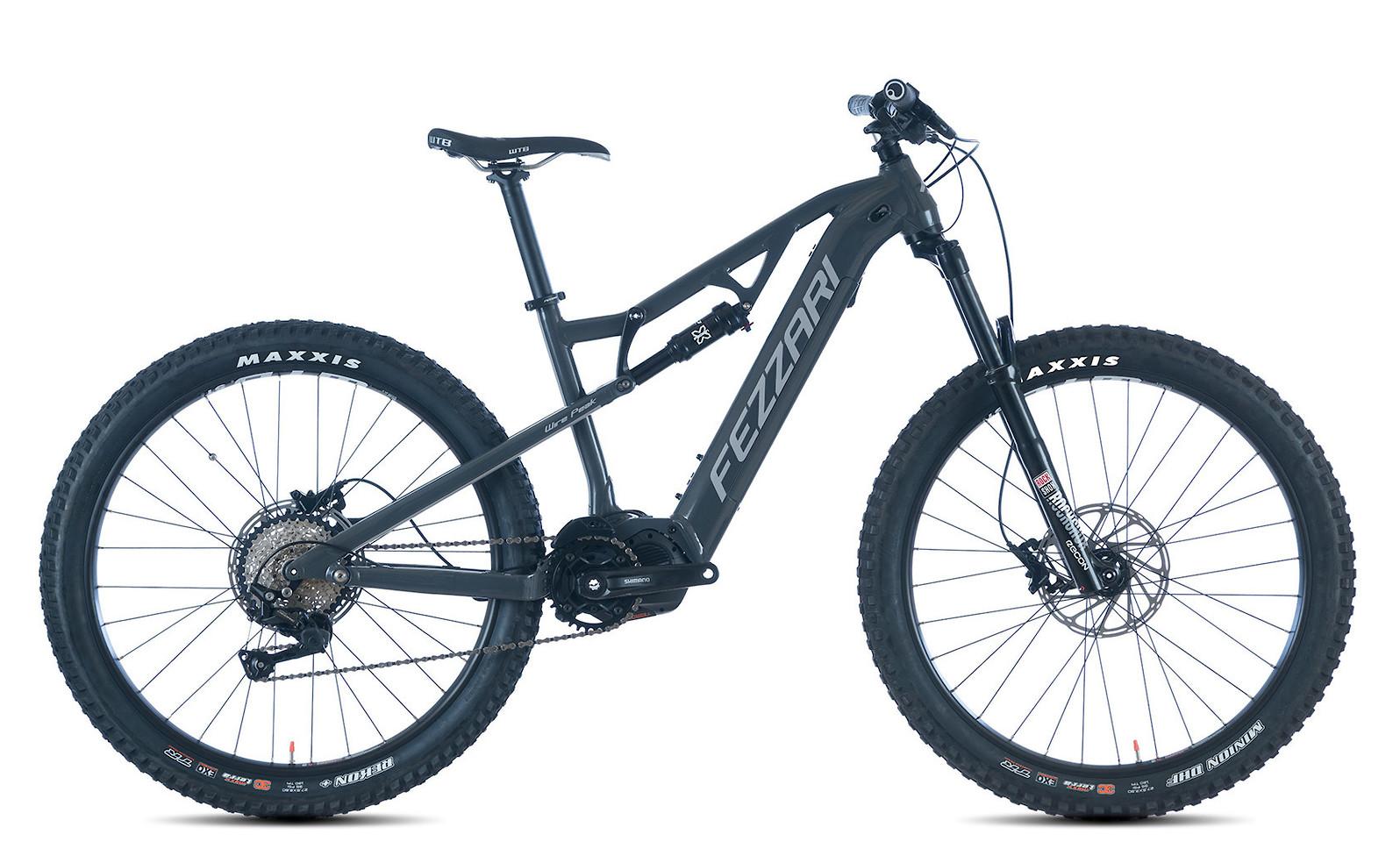 2019 Fezzari Wire Peak Comp E-Bike
