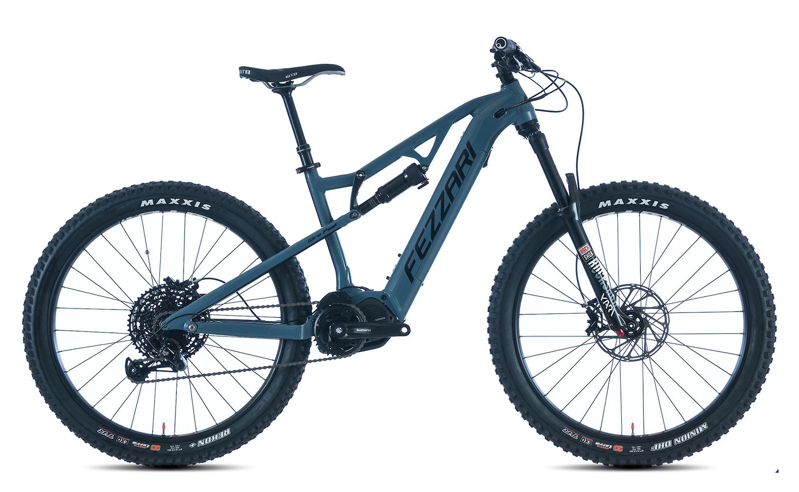 2019 Fezzari Wire Peak Elite E-Bike
