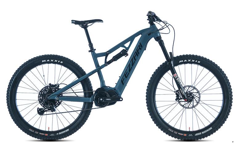 2019 Fezzari Wire Peak Elite E-Bike