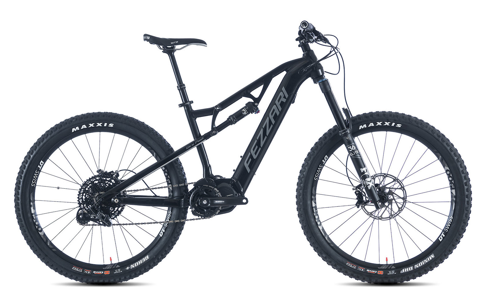 2019 Fezzari Wire Peak Pro E-Bike