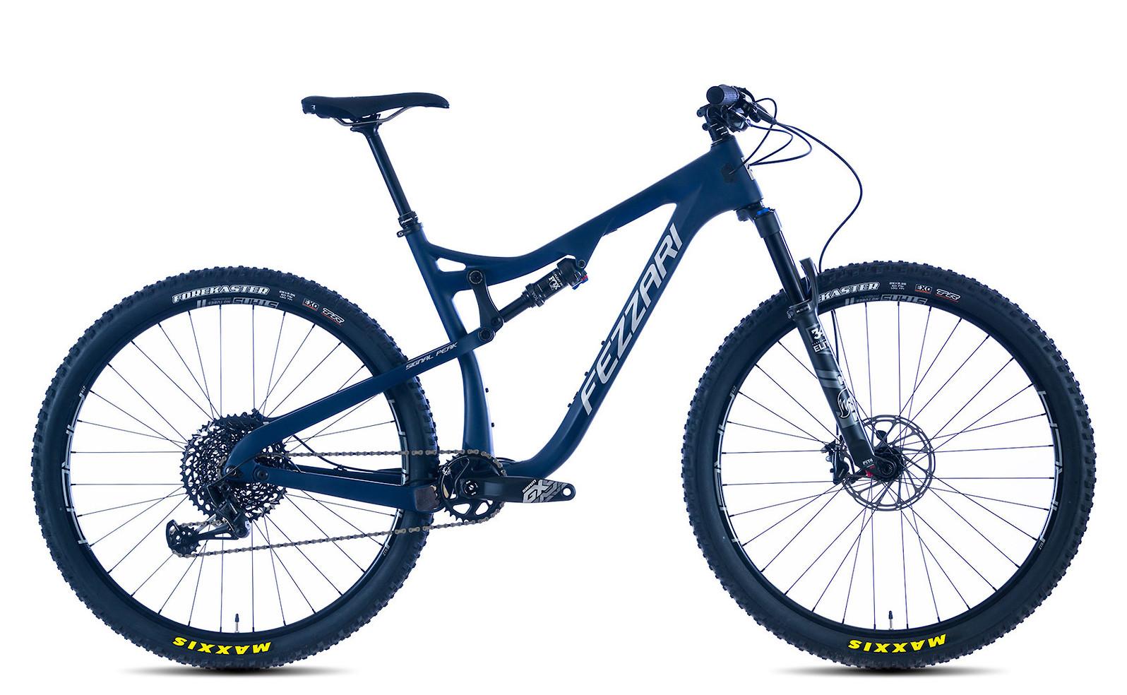 2019 Fezzari Signal Peak Comp Bike