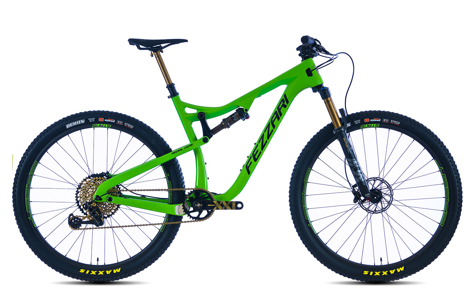 2019 Fezzari Signal Peak Pro Bike