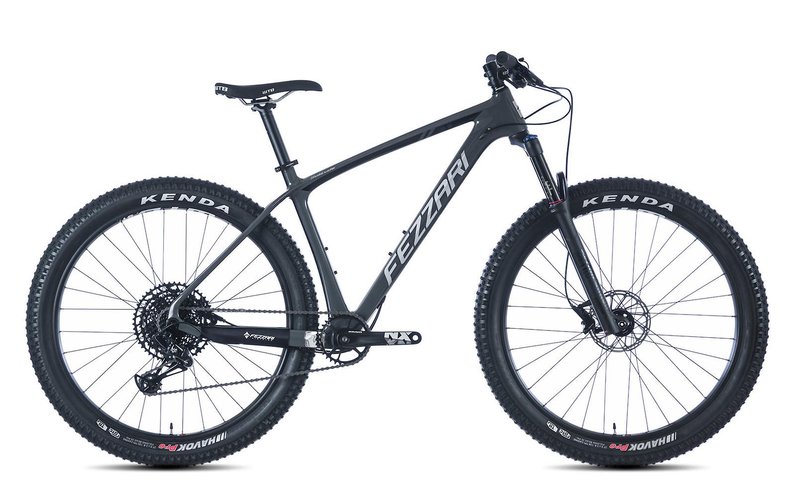 2019 Fezzari Solitude Comp Bike