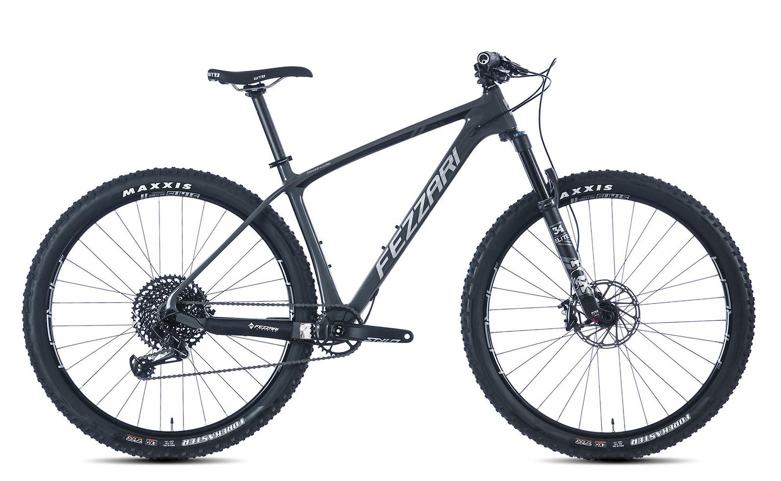 2019 Fezzari Solitude Elite Bike