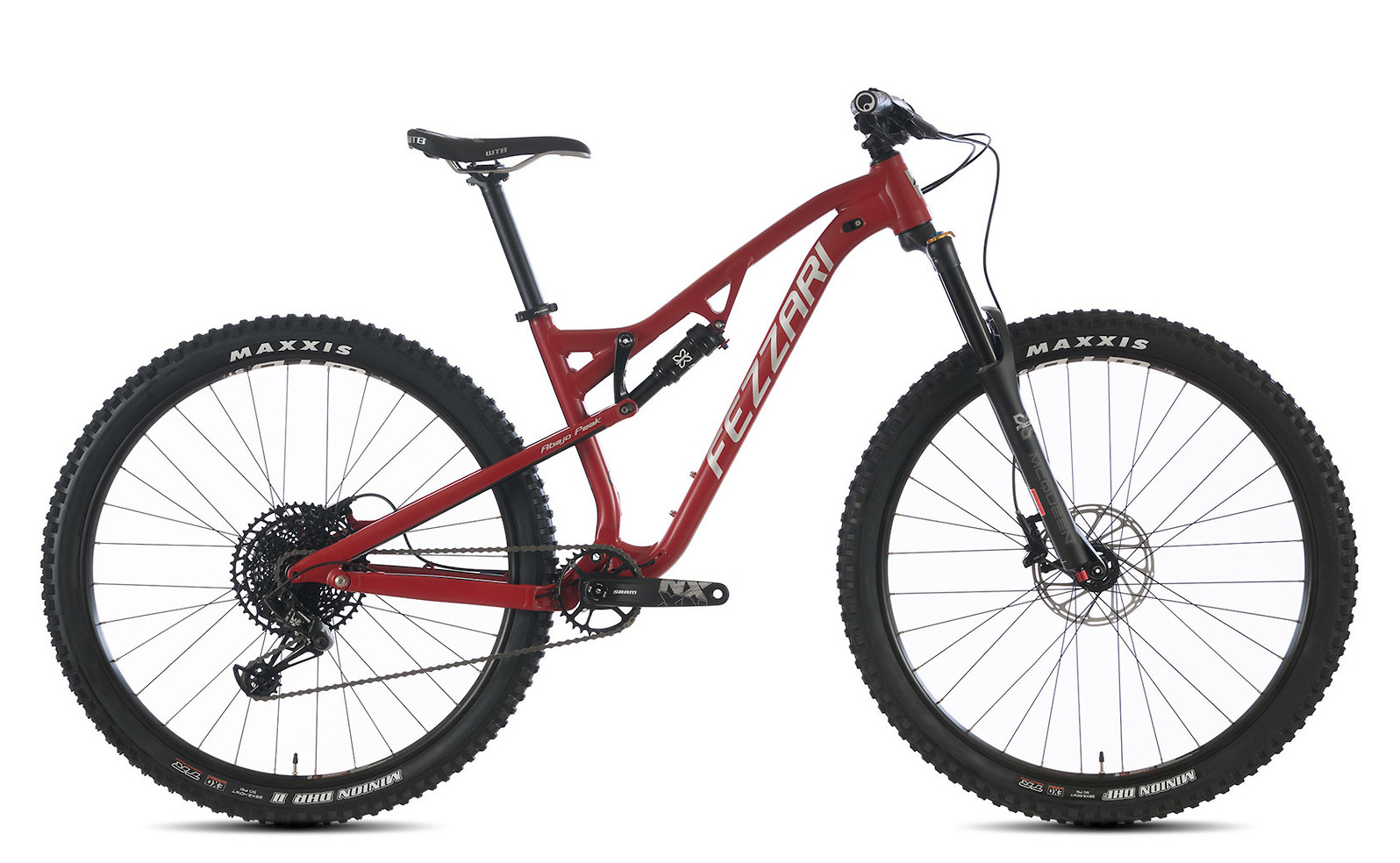 2019 Fezzari Abajo Peak Bike