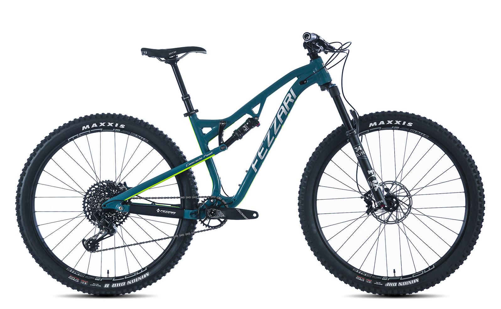 2019 Fezzari Cascade Peak Bike