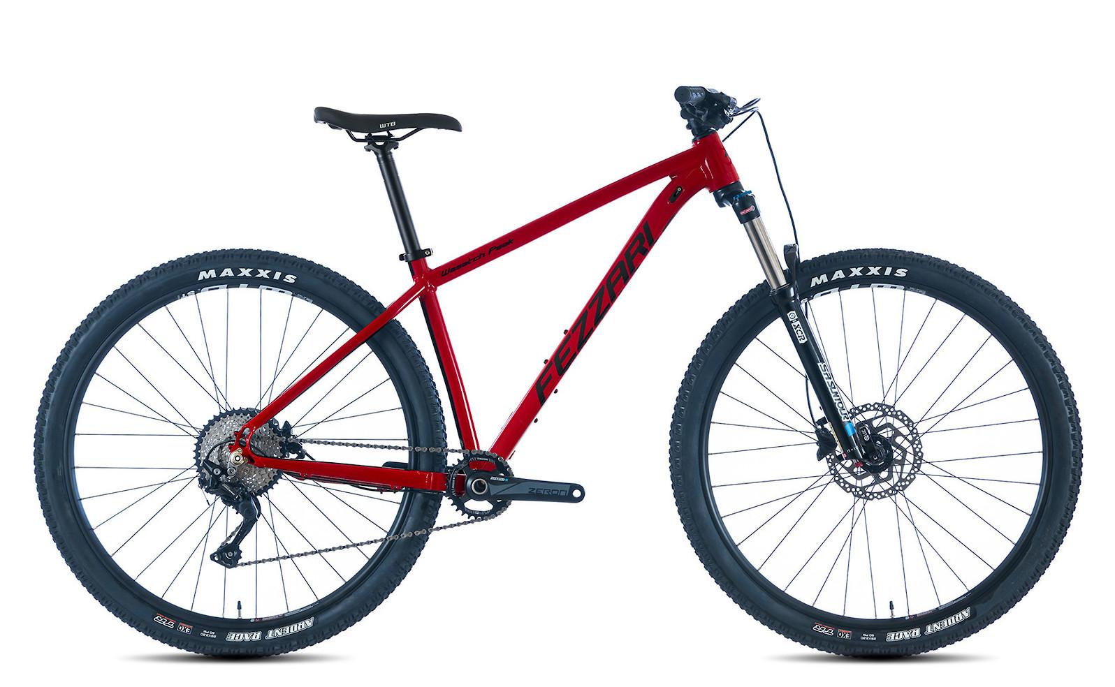 2019 Fezzari Wasatch Peak Comp 29 Bike