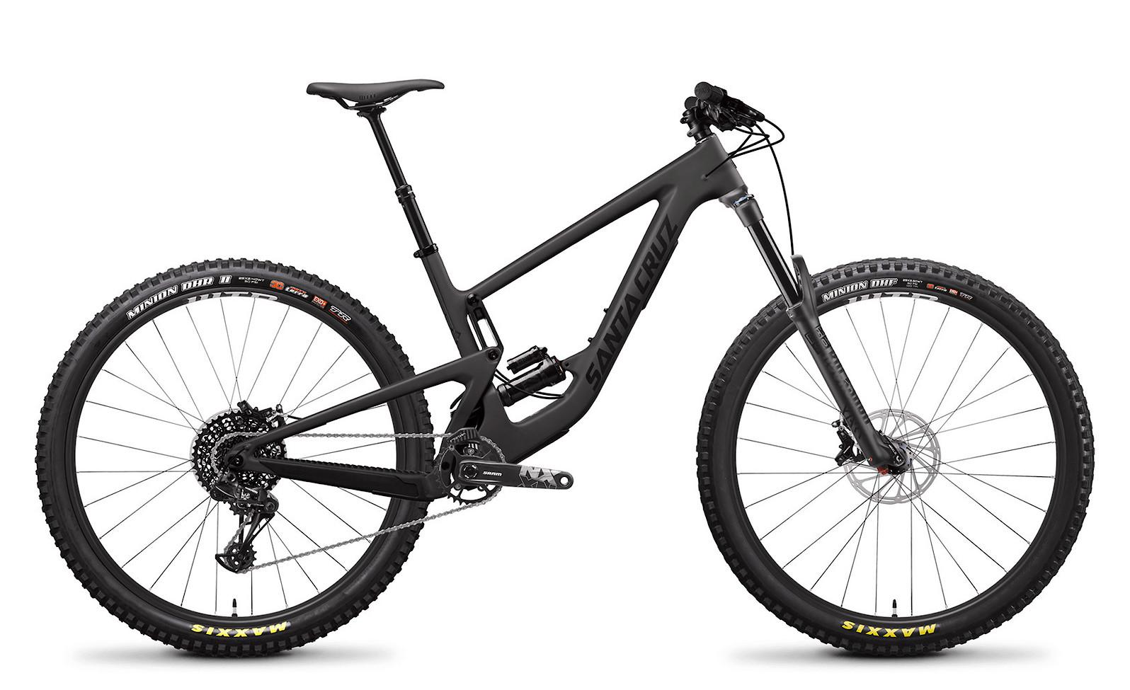 2019 Santa Cruz Megatower C R 29 Bike